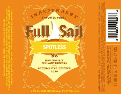 full-sail-spotless