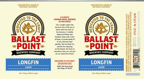 Ballast-Point-Longfin-Lager-label