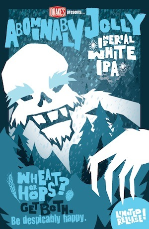 Drakes-Abominably-Jolly-Imperial-White-IPA-label