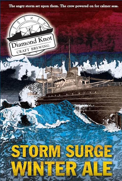 Diamond Knot Storm Surge