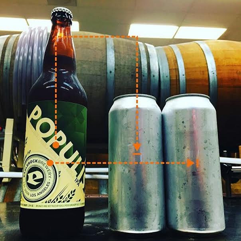 (photo from Eagle Rock Brewery)