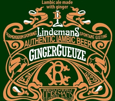 Image result for lindemans ginger gueuze logo