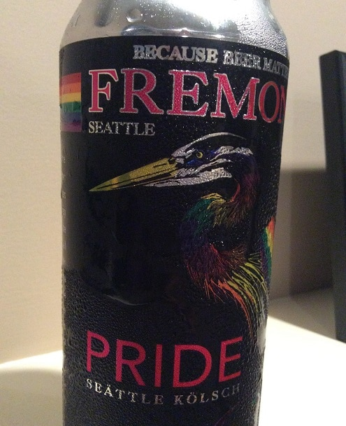 Review Pride Kolsch From Fremont Brewing